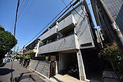 ニューチヨダマンション[2階]の外観