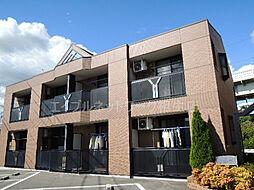兵庫県相生市大石町の賃貸マンションの外観