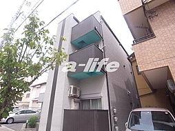 兵庫県神戸市長田区川西通5丁目の賃貸アパートの外観