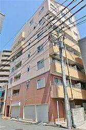 神奈川県横浜市鶴見区鶴見中央5丁目の賃貸マンションの外観
