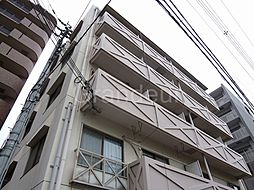 ハイム蘭[5階]の外観