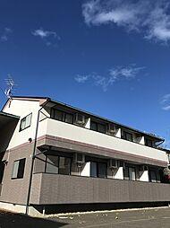 宮城県仙台市青葉区米ケ袋3丁目の賃貸アパートの外観