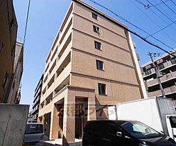 京都府京都市南区東九条西明田町の賃貸マンションの外観