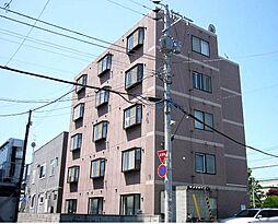 パレス東札幌[2階]の外観