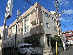 シャトーレ新百合[3階]の外観