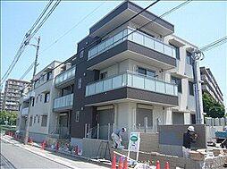 大阪府茨木市白川3丁目の賃貸マンションの外観