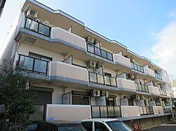 大阪府茨木市庄1丁目の賃貸マンションの外観