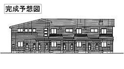 ヴィラ四ノ宮[202号室号室]の外観