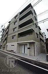 東京都大田区南久が原2丁目の賃貸マンションの外観
