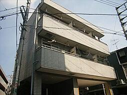 東京都府中市住吉町1丁目の賃貸マンションの外観