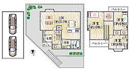 京阪本線 香里園駅 バス7分 香里旭ヶ丘下車 徒歩4分