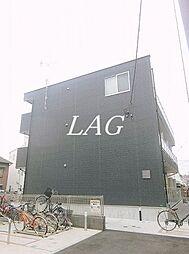 埼玉県川口市芝4丁目の賃貸マンションの外観