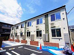 JR中央本線 武蔵小金井駅 バス12分 五間通り下車 徒歩3分の賃貸アパート