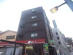 明原マンション森田[4階]の外観