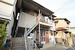 笠屋町アパート[2階]の外観