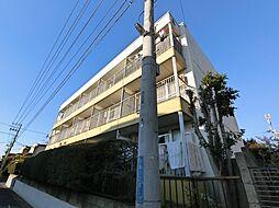 千葉県千葉市花見川区花園2丁目の賃貸マンションの外観