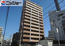 プレサンス鶴舞公園WEST[11階]の外観