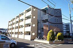 神奈川県平塚市河内の賃貸マンションの外観