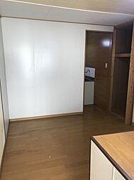升田アパート[1号室]の外観