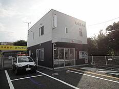 浜松中央警察署 北部交番(388m)