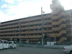 ライオンズマンション泉南新家[5F号室]の外観