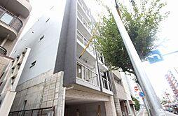 ウィングコート徳川の外観