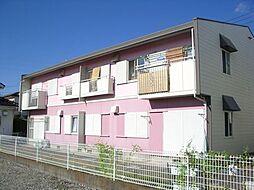 リラハイツB[2階]の外観