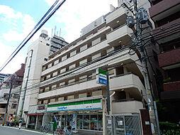 福岡県福岡市中央区薬院2丁目の賃貸マンションの外観