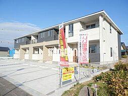 愛知県尾張旭市向町3丁目の賃貸アパートの外観