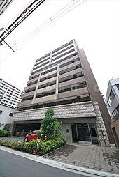 プレサンスOSAKA江坂[6階]の外観