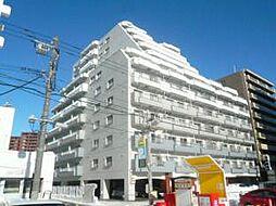 北海道札幌市中央区北五条西10丁目の賃貸マンションの外観