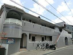 メゾネート筒井[2階]の外観