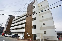 福岡県福岡市博多区那珂6丁目の賃貸マンションの外観