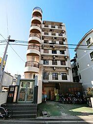大阪府大阪市淀川区十三元今里3丁目の賃貸マンションの外観