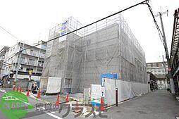 フジパレスフィオーレ八戸ノ里[302号室]の外観
