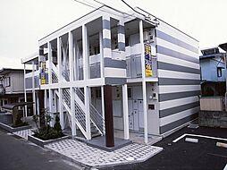 神奈川県座間市ひばりが丘3丁目の賃貸アパートの外観
