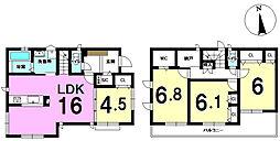 南流山駅 3,680万円