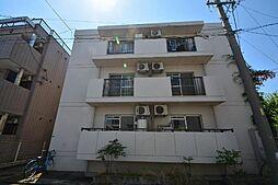 ラフォーレ矢田No.2[3階]の外観