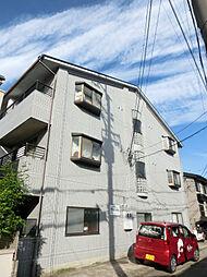 京都府京都市山科区厨子奥若林町の賃貸マンションの外観