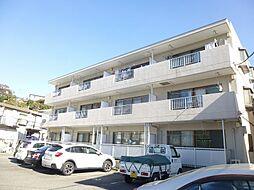 コーポ杉田No.2[102号室]の外観