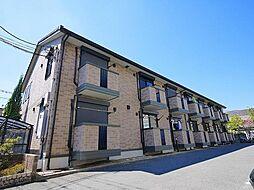 奈良県奈良市西大寺北町1丁目の賃貸アパートの外観