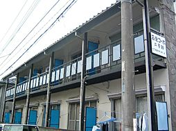 石栄コーポ[202号室]の外観