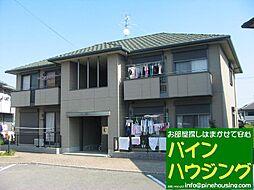 サンヒル岸和田C棟[202号室]の外観