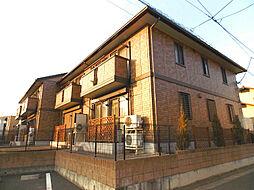埼玉県さいたま市緑区大字大間木の賃貸アパートの外観