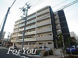 兵庫県神戸市東灘区御影塚町3丁目の賃貸マンションの外観