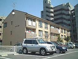 プレザント花田[2階]の外観