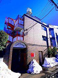 埼玉県新座市東1の賃貸マンションの外観