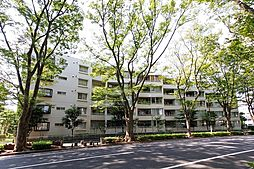 UR常盤平けやき通り住宅[1-507号室]の外観