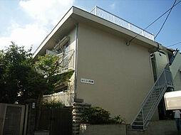 第1コーポ市瀬[2階]の外観