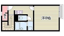 江井ヶ島駅 4.2万円